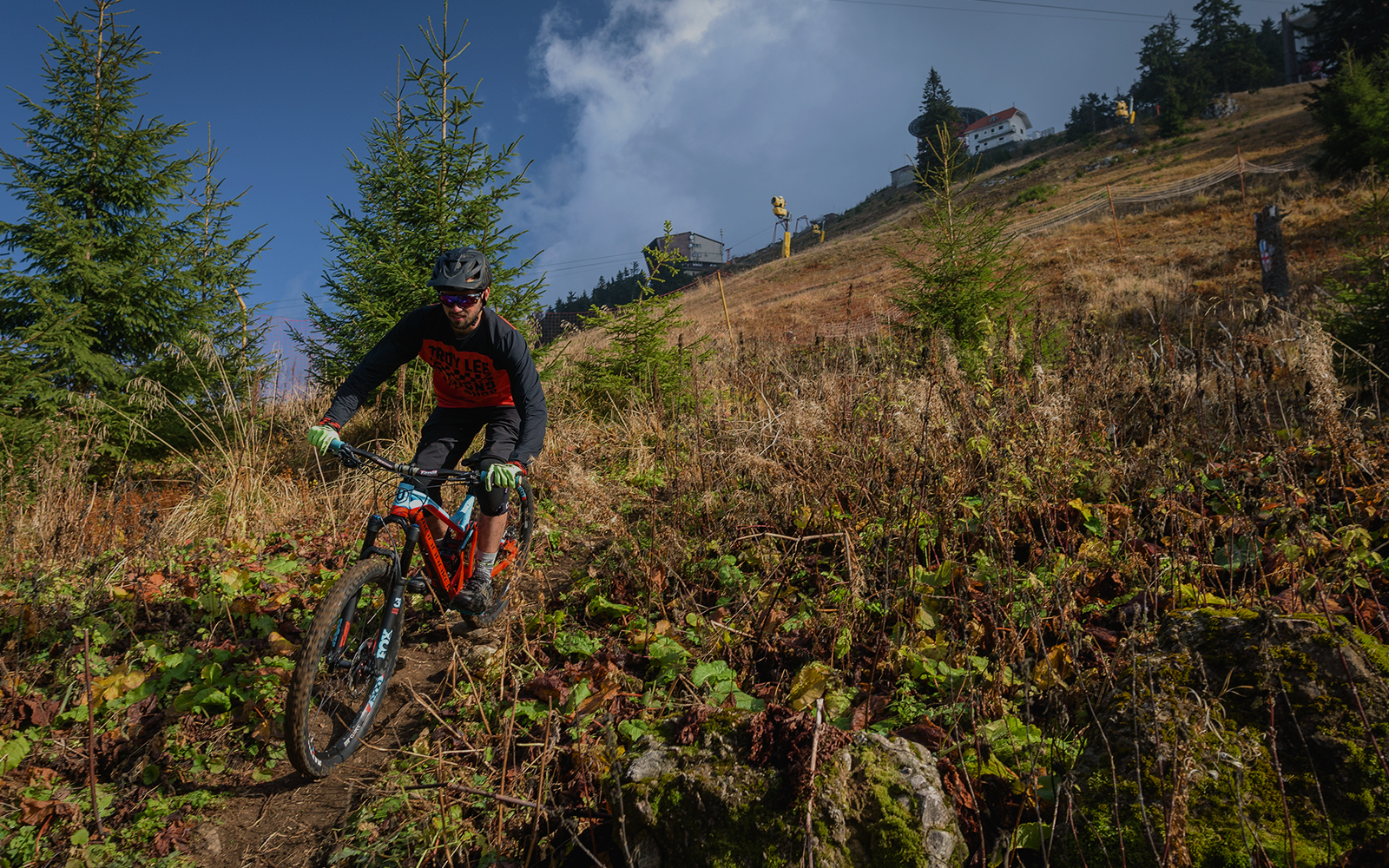 Trasee mountain bike
